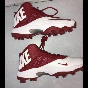 NWOB Nike Football Cleats
